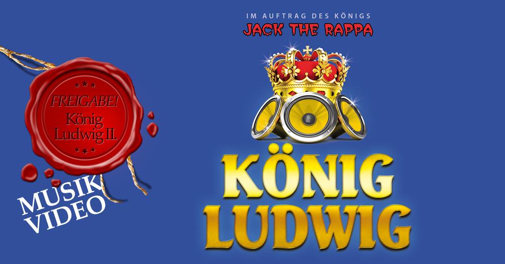 Freigabe-Koenig-Ludwig-Musikvideo