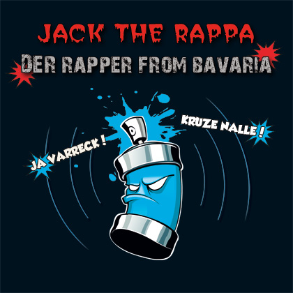 DER RAPPER FROM BAVARIA