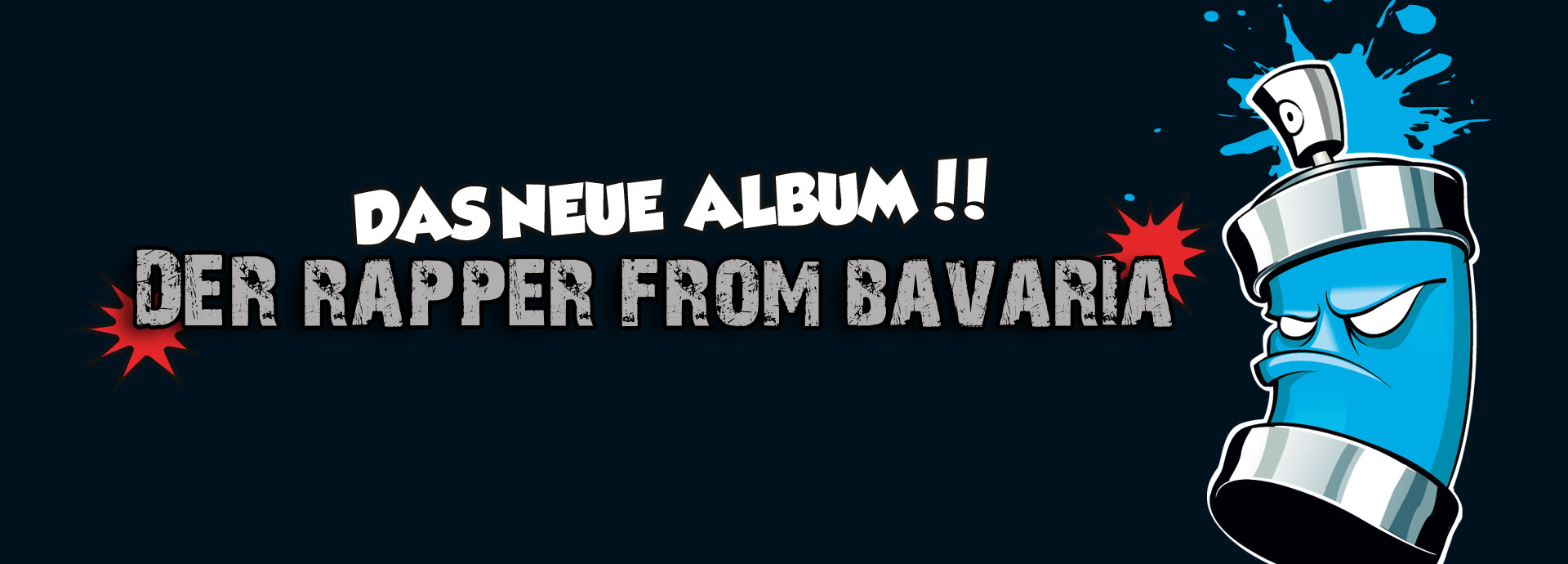 Slider-CD-Album-Der-Rapper-from-Bavaria